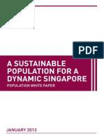 Population White Paper
