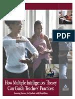 OnPOINTS.multiple.intelligences.docuMENT.style.lettERSIZE