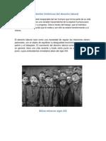 Antecedentes Históricos Del Derecho Laboral