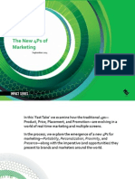 Fast Take On_The 4Ps of Marketing