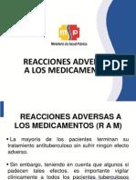 7. Reacciones Adversas a Los Medicamentos