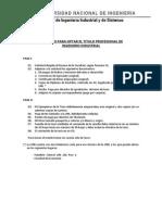 requisitos titulacion