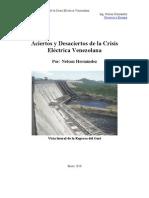 Aciertos y Desaciertos de la Crisis Eléctrica Venezolana