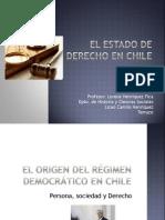 El Estado de Derecho en Chile.ppt