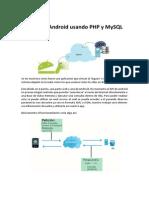 Android_Login en Usando PHP y MySQL