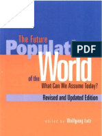 el futuro de la población mundial