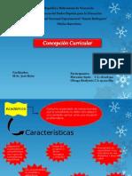 Concepcion Curricular Tarea 3