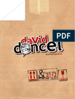 Hoja Portafolio David Doncel 2012