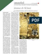 Le Donne Di Klimt