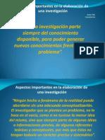 Investigacion Aportes para adoptar una metodología mas idonea
