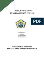 Panduan Praktikum BB2010 (Gabungan)