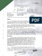 APO 689 Report #49
