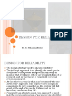 Design for Reliability Analisa kegagalan Teknik Mesin USU