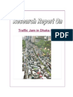 Research on Traffic Jam | Standard Error | Survey Methodology