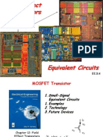 Lecture9 MOS Transistor Circuits