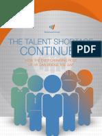 Talent Shortage report 2014