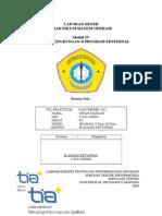Laporan Resmi  sistem operasi Modul 4