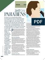 Paraben Compendium