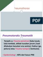 Pneumothorax CHESAYMS 09.067