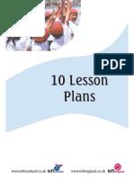 10 Lesson Plans TEFL