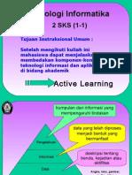 Dasar2 Sistem Informasi Dan Teknologi Informasi