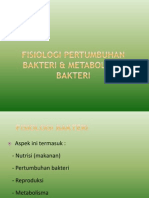 Fisiologi & Metabolisme Bakteri.ppt
