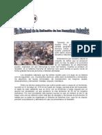 31 de MAYO (1) - Día Nacional de La Reflexión Sobre Los Desastres Naturales.
