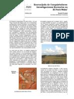 Articule - Encrucijada de Conquistadores-Investigaciones Recientes en El Perú-Waka