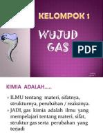 KIMIA  GAS