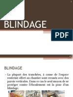 BLINDAGE BTP