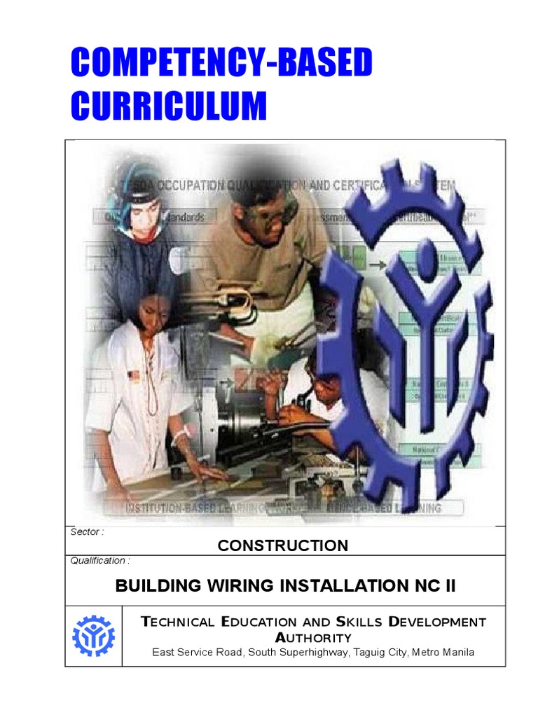 Cbc Building Wiring Installation Nc Ii Educational Assessment Videoke Machine Occupational Safety And Health