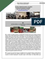 284. LIBROS, PROLOGOS Y PRESENTACIONES