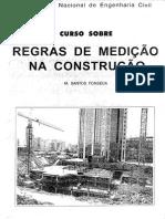 Regras de Medição Na Construção