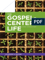 Gospel Centered Life Leaders Guide