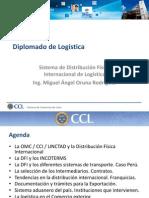 Sistema de Distribución Física Internacional de Logística (1 de 2)