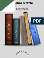 Alianza Secreta - Betty Neels