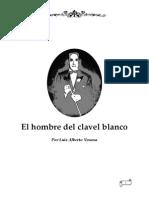 EL HOMBRE DEL CLAVEL BLANCO
