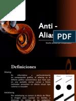 anti aliasing