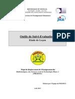 Outils Etude de Lecon 2013-2014 Livret