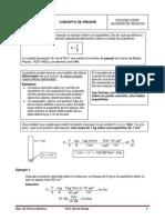 Apuntes Presiones y Fuerzas Hidrostatica 4 ESO 2012
