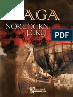 SAGA - Northern Fury