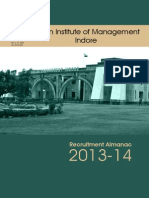 Recruitment Almanac