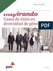 Mujer Directiva Inspirando