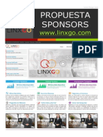 Ventajas por ser sponsor LINXGO™