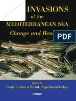 Daniel Golani, Brenda Appelbaum-Golani-Fish Invasions of the Mediterranean Sea(2010)