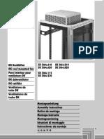 Roof Fan Installation Instructions