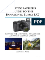 Photographers Guide Lx7