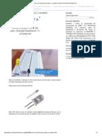 Sensor de Infrarrojos (Emisor y Receptor) _ CIRCUITOS ELECTRONICOS