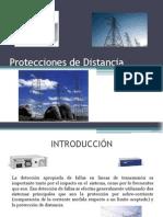 Protecciones de Distancia