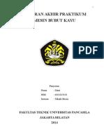 laporan akhir praktikum bubut kayu.doc
